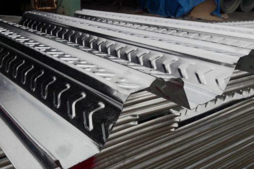ورق عرشه فولادی