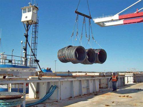 صادرات آهن 28 درصد افزایش یافت