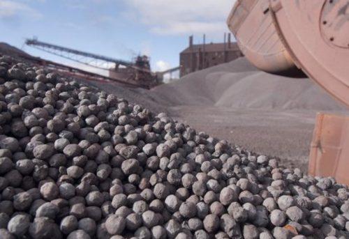 قیمت سنگ آهن افزایش یافت