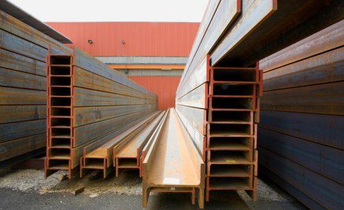 انواع تیرآهن بر اساس هندسه