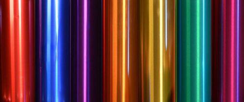 ورق آلومینوم رنگی