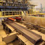 تیرآهن یکی از محصولات بلوم