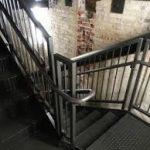 ورق آجدار برای پله های فرار