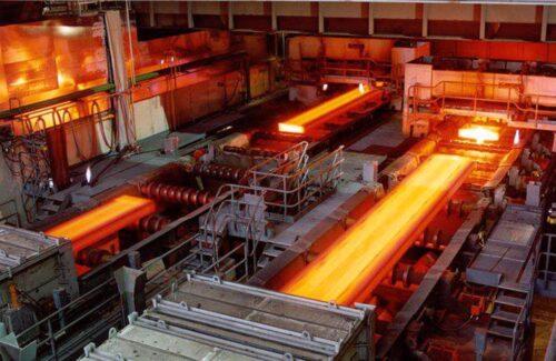 کارخانه های فولاد