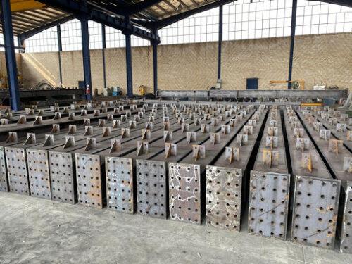 کاربرد سازه فلزی